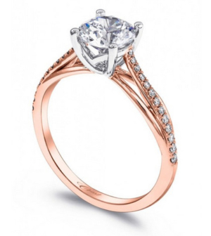 Why Rose Gold Engagement Ring Will be a Rising Trend in 2018